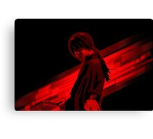 Battousai X Canvas Print