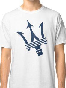 Maserati of Birmingham Blue Trident Classic T-Shirt