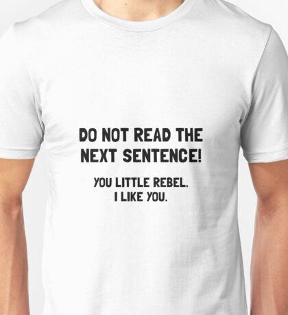 Little Rebel Unisex T-Shirt