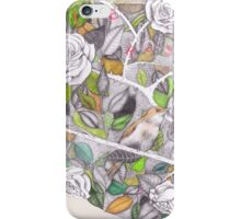 the rose tree iPhone Case/Skin