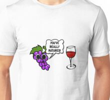 Matured Wine Unisex T-Shirt