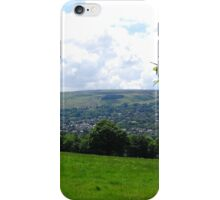 Sunshine Over the Moors iPhone Case/Skin
