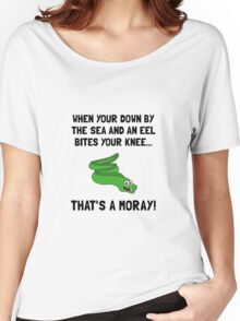 That's A Moray Women's Relaxed Fit T-Shirt