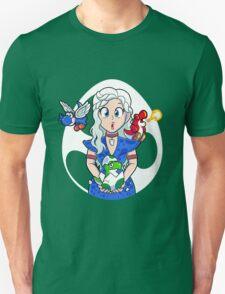 Prehistoric Princess Peach Unisex T-Shirt
