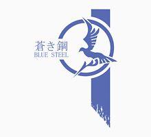 Blue Steel Banner Unisex T-Shirt