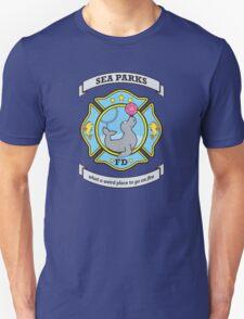 Sea Parks Fire Department Unisex T-Shirt