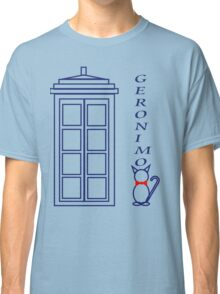 Geronimo! - Doctor Who Classic T-Shirt