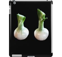 Dancing Onions! iPad Case/Skin