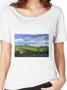 Tuscany landscape Women's Relaxed Fit T-Shirt