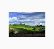 Tuscany landscape Unisex T-Shirt