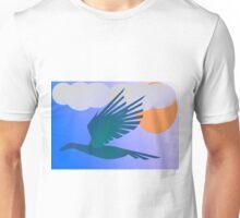 Night Time Flight Unisex T-Shirt