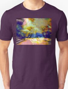 Abstraction of Cary and Ingrid T-Shirt