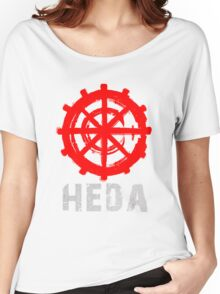 symbol heda Women's Relaxed Fit T-Shirt