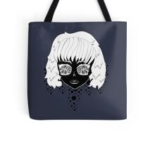 Future Face Cybereyes Tote Bag