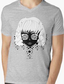 Future Face Cybereyes Mens V-Neck T-Shirt