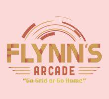Flynn's Arcade One Piece - Long Sleeve