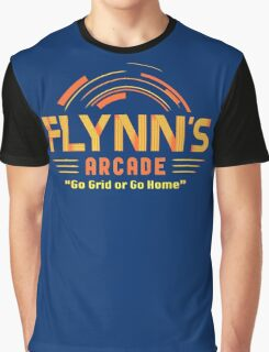 Flynn's Arcade Graphic T-Shirt