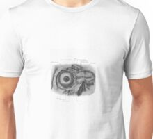 Historical surgical chart Unisex T-Shirt