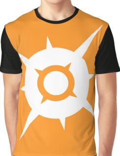Pokemon Sun Graphic T-Shirt