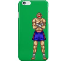 Sagat iPhone Case/Skin