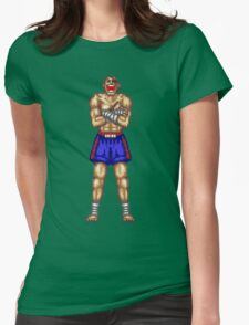 Sagat Womens Fitted T-Shirt