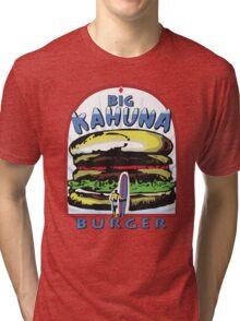 Big Kahuna Burger t-shirt (Pulp Fiction, Tarantino, Bad Motherf**ker) Tri-blend T-Shirt