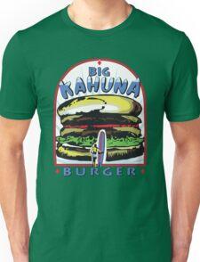 Big Kahuna Burger t-shirt (Pulp Fiction, Tarantino, Bad Motherf**ker) Unisex T-Shirt