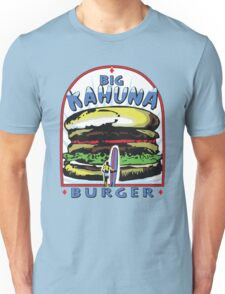 Big Kahuna Burger t-shirt (Pulp Fiction, Tarantino, Bad Motherf**ker) Unisex T-Shirt