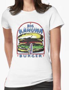 Big Kahuna Burger t-shirt (Pulp Fiction, Tarantino, Bad Motherf**ker) Womens Fitted T-Shirt