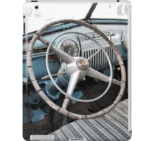 """1942 Cadillac Series 61 Coup - Sneak Peek""... prints and products iPad Case/Skin"