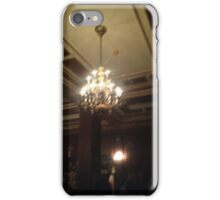 A Really Bad Picture from the Omni Parker House iPhone Case/Skin