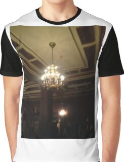 A Really Bad Picture from the Omni Parker House Graphic T-Shirt