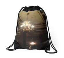 A Really Bad Picture from the Omni Parker House Drawstring Bag