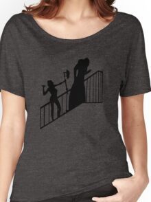 Buffy VS Count Orlok! Women's Relaxed Fit T-Shirt