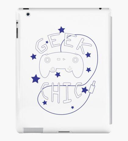 Geek Chic Simplistic iPad Case/Skin