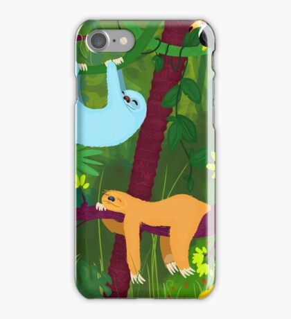 The nap time 2 iPhone Case/Skin