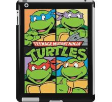 Teenage Mutant Ninja Turtles All  iPad Case/Skin