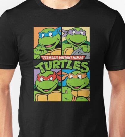 Teenage Mutant Ninja Turtles All  Unisex T-Shirt