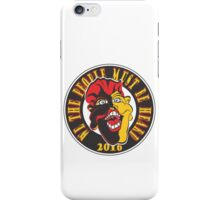 WE THE PEOPLE MUST BE HEARD for Germany iPhone Case/Skin
