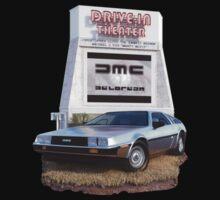 1982 DeLorean DMC-12 Day Kids Tee
