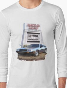1982 DeLorean DMC-12 Day Long Sleeve T-Shirt