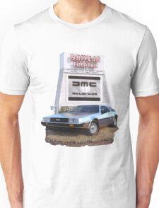 1982 DeLorean DMC-12 Day Unisex T-Shirt