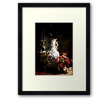 The Chinese Vase Framed Print