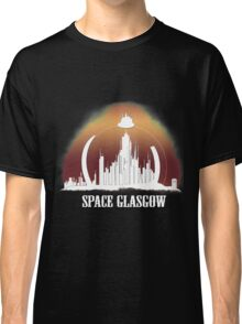 Space Glasgow Classic T-Shirt