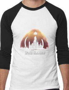 Space Glasgow Men's Baseball ¾ T-Shirt