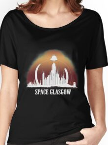 Space Glasgow Women's Relaxed Fit T-Shirt