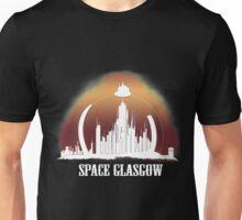 Space Glasgow Unisex T-Shirt