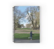 Beanie Boy Spiral Notebook