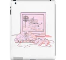 N64 Zelda Ocarina Of Time iPad Case/Skin