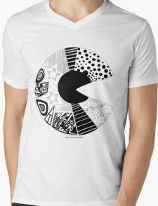Iris Mens V-Neck T-Shirt